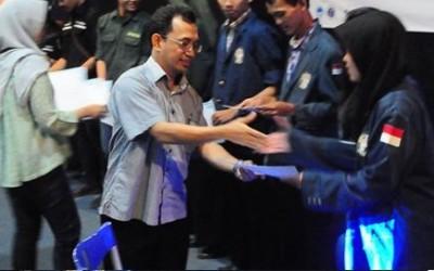DELEGASI MAHASISWA TEKNOLOGI HASIL PERIKANAN MEMENANGKAN KOMPETENSI INDONESIAN OCEAN STUDENT SUMMIT