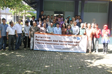 CTC TRAINING FOR MARINE CONSERVATION ACTION PLANNING