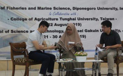 Kuliah Umum National Chung Hsing University dan Tunghai University